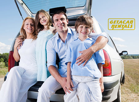 Family Car Hire Sydney Domestic Airport