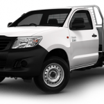 Hilux - 1 TONNE TRAY - For Hire